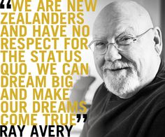Scientist, inventor and social entrepreneur Sir Ray Avery's inventions have given even the poorest of the poor a chance at affordable health care.