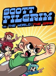 Scott Pilgrim vs. The World: The Game (PSN)