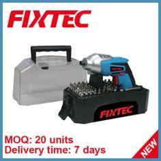Fixtec 4.8V Precision Screwdriver Bit Set on Made-in-China.com