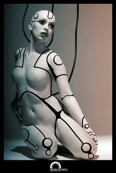 30 Sexy and Futuristic Cyborg Artworks « Stockvault.net Blog – Design and Photography
