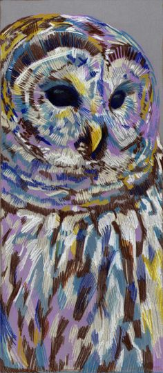 'Owl' by Ryan Tippery