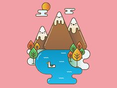 Oh Sweet Mountain by Patricia Mafra