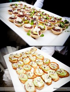Savoury hors d'oeuvres at Chateau des Charmes! Event Ideas, Party Ideas, Hors D'oeuvres, Party Entertainment, Organic Recipes, Party Planning, Boston, Cocktails, Auction