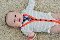 Cardigan onesie. Seriously the cutest thing I've ever seen!