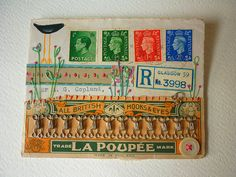 Envelope original artwork :: envelope dated 1927 |