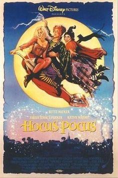 """""""Hocus Pocus"""" (1993) directed by Kenny Ortega"""