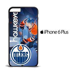 edmonton oilers Hawkeye MARVEL W3231 iPhone 6 Plus   6S Plus Case