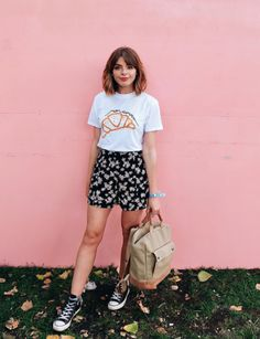 Ganni street style | Moulin T-shirt,Mon Amour | Sophia Rosemary Barrese