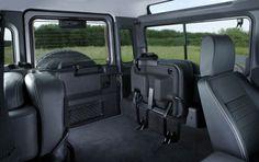 2010 Land Rover Defender 90 - Interior View