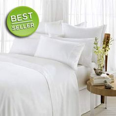 we know nothing is better than a high thread count bed sheet set so we have
