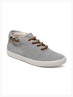 Roxy Women's Encinitas Shoes Fashion Sneaker, Blue Surf, 6 M US (*Partner Link)