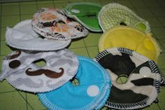 Snuggly Baby Stuff: G Tube Pads TUTORIAL