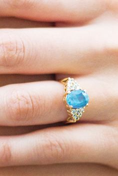 24 amazing engagement rings that make you smile more than you should - Amazing Wedding Rings