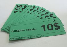 $10 off all purchases over $29.95 - in-store only! Coupon, Store Fronts, Cover, Slipcovers, Coupons