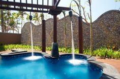 St. Regis Bali Resort und Spa, Wasserstrahl
