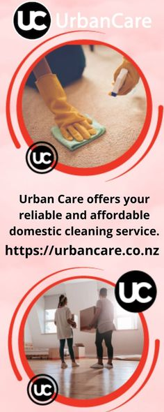 Urban Care offers your reliable and affordable domestic cleaning service. We're excited to match you with one of our house cleaners near your area, whether you're in Auckland, Christchurch, or Wellington. We have a team on standby.Urban Care offers reliable professional domestic help to New Zealanders. Domestic Cleaning Services, Care About You, Auckland, Clean House, A Team, House Cleaners, Urban, Maids