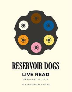 Reservoir Dogs Live Read