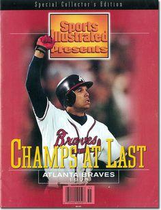 David Justice, Baseball, Atlanta Braves