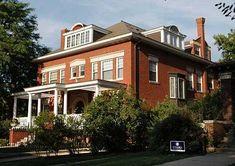 Barack Obama's House in Kenwood, Chicago, IL