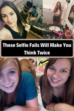 Everybody is guilty of indulging in a selfie once in a while, and most of the time they turn out really well. But then there are people who mess the whole thing up mainly because they forgot to check their background. This article gives us a humorous reminder that sometimes snapping your own face isn't always a good thing. If you find this a bit hard to believe then go ahead and have a look at the selfie disasters people have created for themselves. Tvs, Good Times, Thinking Of You, Selfie, Face, Check, People, How To Make, Thinking About You
