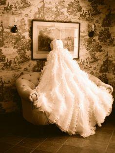 nice #wedding dress
