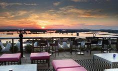 Rooftop Bar, Madison Hotel, Memphis