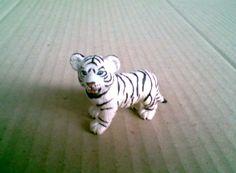 bengal tiger cubs   ... indian rhino schleich baby gorilla safari ltd white bengal tiger cub