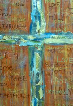 Scripture Paintings by inspirational artist Jen Droske
