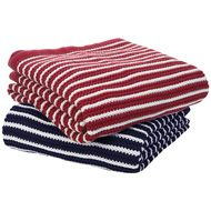 Breton Striped Blankets D3225 We just adore these striped blankets!  Great for your hospital bag and to use in the newborn days!  www.busylizzy.co.uk