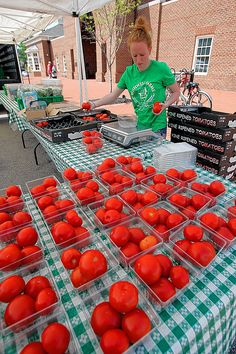 It's easier than ever to buy local this summer as most communities host weekly farmers markets. Here is our guide to fresh produce in your community.