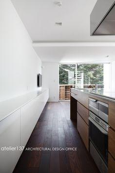 キッチン(019軽井沢Mさんの家) - キッチン事例|SUVACO(スバコ)