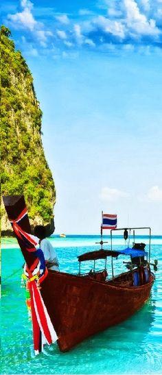 Maya Bay, Thailand: