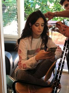 """Camila's Vogue Photo Diary of the Grammys. """