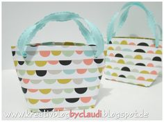 Kreativ Blog by Claudi: Anleitung Shopping Bag