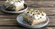 Ekmek with Greek sweet bread by Greek chef Akis Petretzikis! Do you have any leftover tsoureki? Then make this easy and quick recipe for a delicious dessert! Greek Desserts, Greek Recipes, Quick Recipes, Icebox Cake, Sweet Bread, Delicious Desserts, Cheesecake, Easy Meals, Pudding