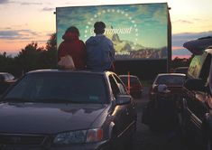 I miss drive-in theatres
