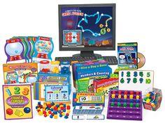 Count & Compare Common Core Teaching Kit - Kindergarten