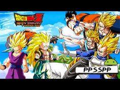 PPSSPP:Emulador de PSP para Android -Como Configurar- Dragon Ball Z: Shi...