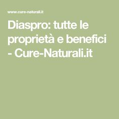 Diaspro: tutte le proprietà e benefici - Cure-Naturali.it