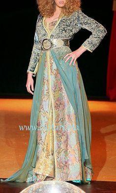 couture caftan | takchita haute couture :400 1033