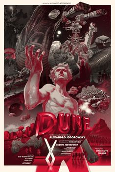 Jodorowsky's Dune by Stan & Vince x screen prints, numbered regular and variant editions of Private commission, not for sale. Jodorowsky's Dune, Dune Art, Fiction Movies, Science Fiction Art, Dune Book, Dune Frank Herbert, Movie Poster Art, Print Artist, Sci Fi Art