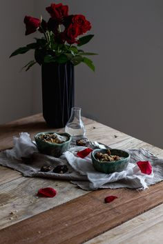 Rose water granola with pistachios and dates. Made with raw buckwheat groats and millet. Delicate, healthy and delicious. Pistachios, Buckwheat, Rose Water, Granola, Dates, Delicate, Vegan, Pistachio, Date