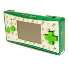 Luigi Gameboy Micro - Rose Colored Gaming - New Ideas for Old Games