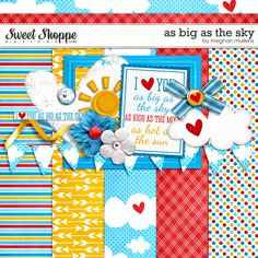 Another sweet sample kit from one of my favorite digital shops. Create your projects with #mydigitalscraproom  www.mydigitalscraproom.com http://www.sweetshoppedesigns.com/sweetshoppe/product.php?productid=25888&cat=470&page=1