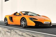 McLaren MSO S Spider Concept Wallpapers in HD K and wide sizes