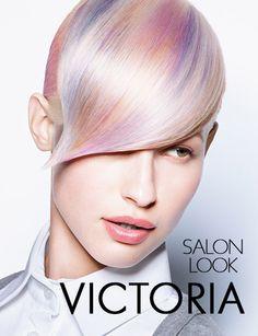 Look de Salón - Victoria