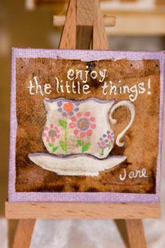 The Tea Appreciation Society