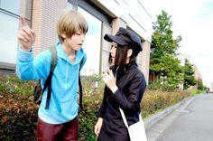 Durarara Cosplay | Anime Amino