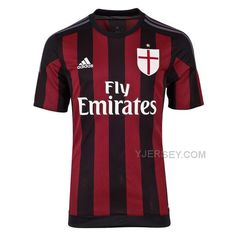 http://www.yjersey.com/1516-ac-milan-home-montolivo-18-soccer-jersey-shirt.html 15-16 AC MILAN HOME MONTOLIVO #18 SOCCER JERSEY SHIRT Only $42.00 , Free Shipping!