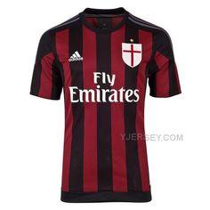 http://www.yjersey.com/1516-ac-milan-home-mnez-7-soccer-jersey-shirt.html Only$27.00 15-16 AC MILAN HOME MÉNEZ #7 SOCCER JERSEY SHIRT Free Shipping!
